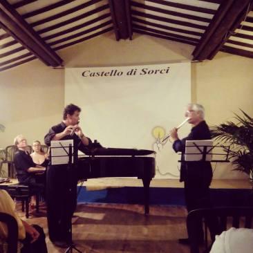 Sergio Mark in Concert